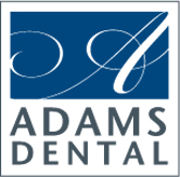 Adams Dental Logo